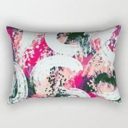 Scarlett abstract Rectangular Pillow