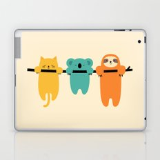 Hang In There Laptop & iPad Skin