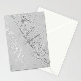 Silver Splatter 089 Stationery Cards