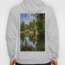 Lakeside reflections. Hoody