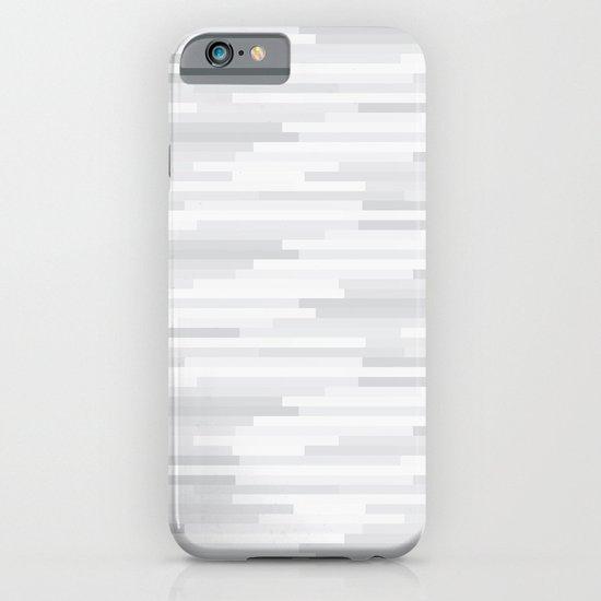 White Estival Mirage iPhone & iPod Case