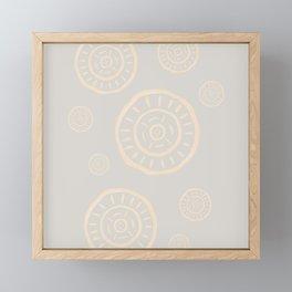Soft and Easy Framed Mini Art Print