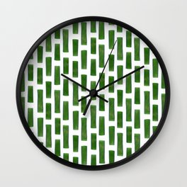 Onion pieces pattern Wall Clock