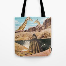 Sky of the past  Tote Bag