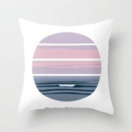 Atlantic Dreams Throw Pillow