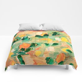 Abstract 90 Comforters