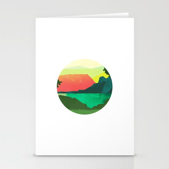 Circlescape Stationery Cards