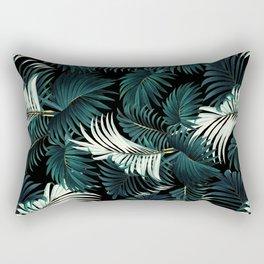 TROPICAL JUNGLE - Night Rectangular Pillow