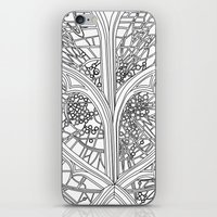 ben giles iPhone & iPod Skins featuring St Giles by Fiorella Modolo