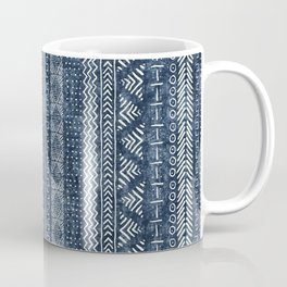 Mud Cloth Stripe Coffee Mug