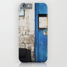 Blue door iPhone 6s Slim Case