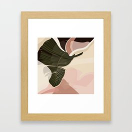 Nomade I. Illustration Framed Art Print