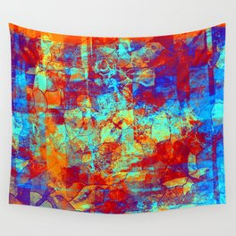 Within the fire Wall Tapestry