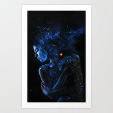 Andromeda 5 Art Print