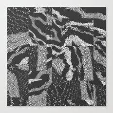 New Sacred 27 (2014) Canvas Print