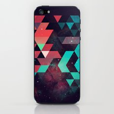 hyzzy fyt tyrq iPhone & iPod Skin
