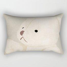 Gloomy Bear Rectangular Pillow