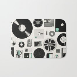 Data Bath Mat