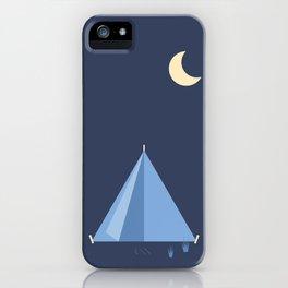 #83 Tent iPhone Case
