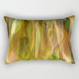 Idea For A Gracious Dress Rectangular Pillow
