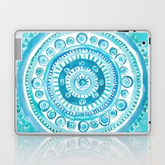 PEARLS OF WISDOM Mermaid Mandala Laptop & iPad Skin