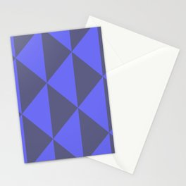 Triangle Melee Stationery Cards