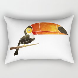 Toucan Rectangular Pillow