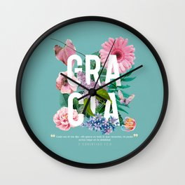 Gracia Wall Clock