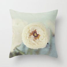 On The Romantic Side Throw Pillow