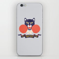 Ping Pong Panthers iPhone & iPod Skin