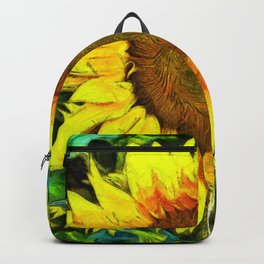 The Sunflower Backpack