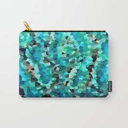 Mermaid Fish Tail Scales Carry-All Pouch