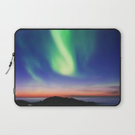 The Northern Lights 01 Laptop Sleeve