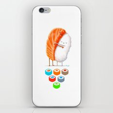 YES SUSHI iPhone & iPod Skin