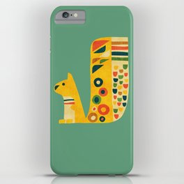 Century Squirrel iPhone Case
