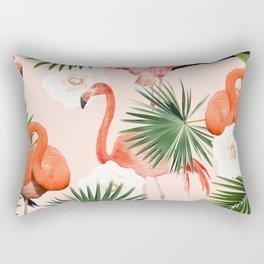 Flamingo Guava #society6 #decor #buyart Rectangular Pillow