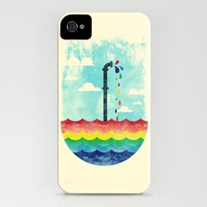 Pond Of Color Slim Case iPhone (4, 4s)