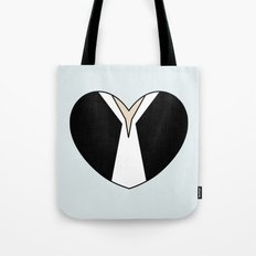 Han Solo Character Heart Tote Bag