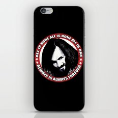 Always Is Always Forever iPhone & iPod Skin