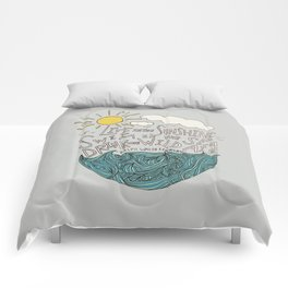 Emerson: Live in the Sunshine Comforters