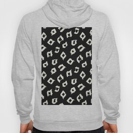 Tribal Square Dots Hoody