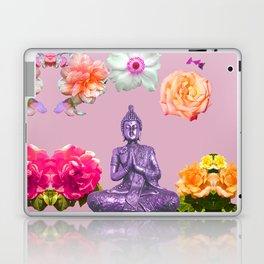 Lavender Buddha Laptop & iPad Skin