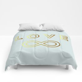 Love for ever Comforters