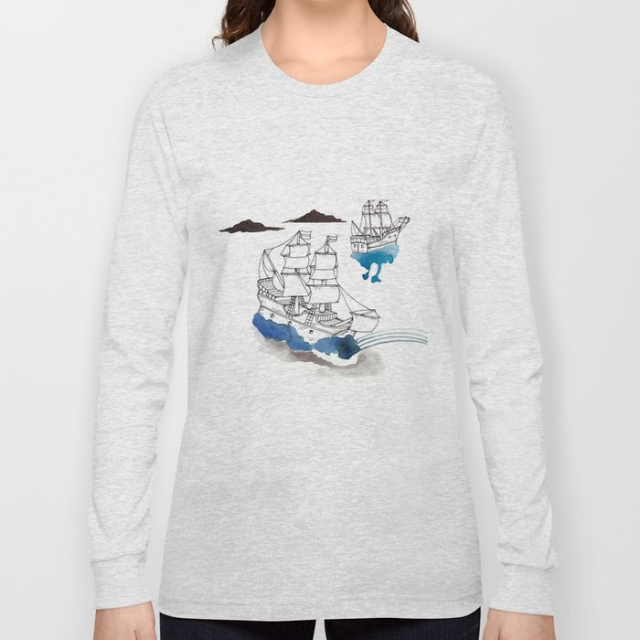 Two Lives Long Sleeve T-shirt