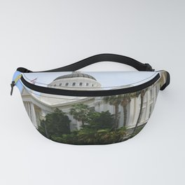 California State Capitol Fanny Pack