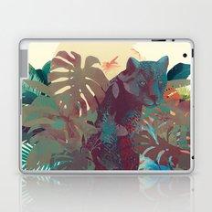 Panther Square Laptop & iPad Skin