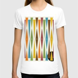 Mid-Century Modern Art 1.4 T-shirt
