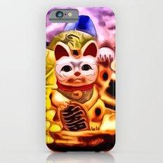 Glückskatze Slim Case iPhone 6s