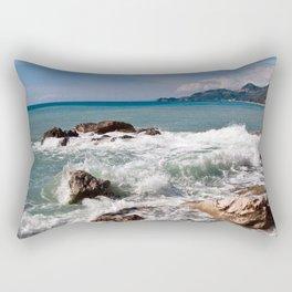 Power of Sea - Sicily Rectangular Pillow