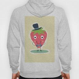 Elegant Strawberry Hoody